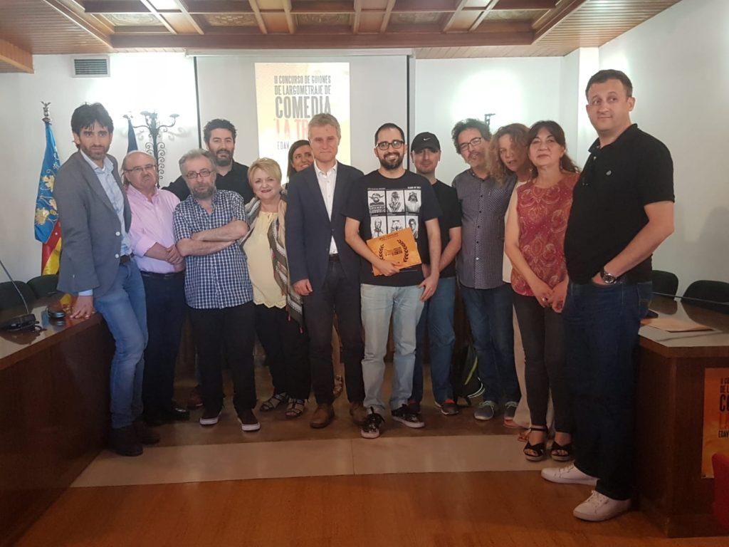 EDU MOYANO, GANADOR DEL SEGUNDO CONCURSO DE LA TRACA