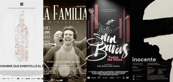 III Cicle de Cinema Valencià Actual de la Fundació SGAE i EDAV
