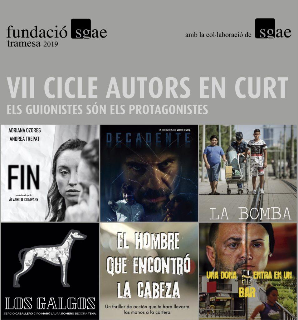 COMENÇA LA SETENA EDICIÓ D'AUTORS EN CURT