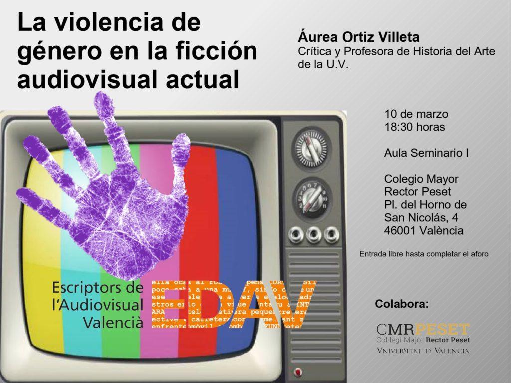 La violència de gènere en la ficció audiovisual actual