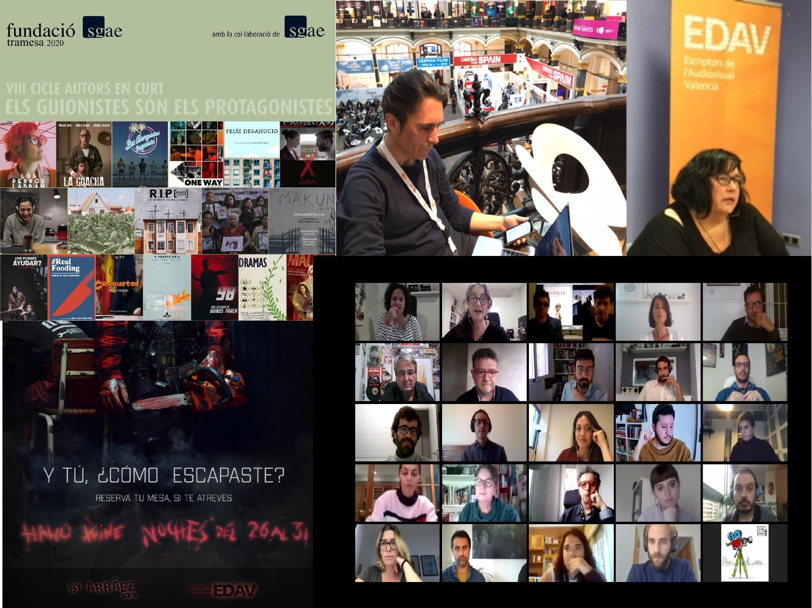 MEMÒRIA D'ACTIVITATS D'EDAV ANY 2020